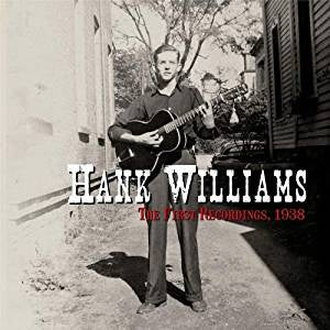 "Williams, Hank - The First Recordings, 1938 (2018RSD2/7""/Red vinyl)"