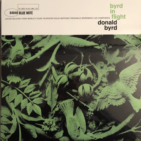 Byrd, Donald - Byrd In Flight (Tone Poet Series) (180G/Gatefold)