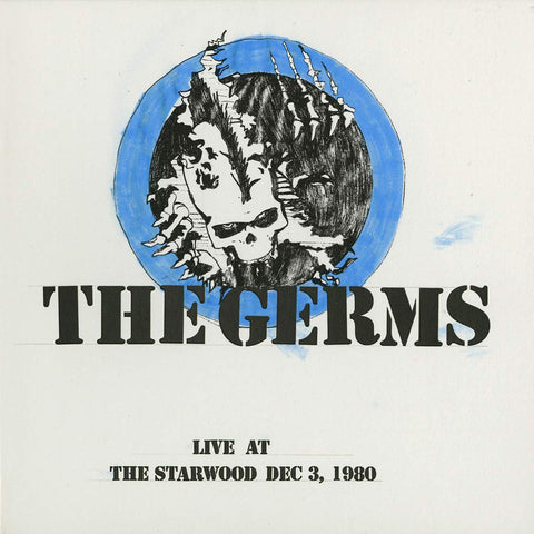 Germs - Live at the Starwood Dec. 3, 1980