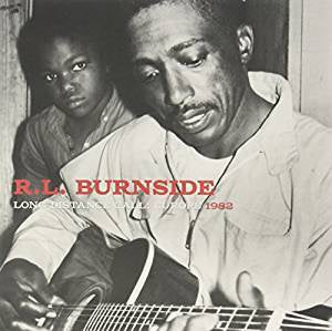Burnside, R.L - Long Distance Call : Europe 82