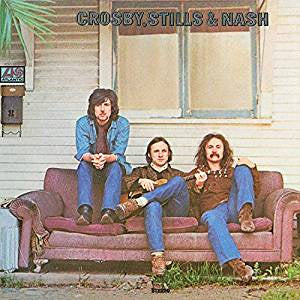 Crosby, Stills & Nash - Crosby, Stills & Nash (Ltd Ed/RI/Burgundy vinyl)