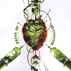 Band, Richard - Bride of Re-Animator Original Score (2LP/180G/Coloured vinyl)