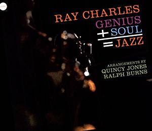 Charles, Ray - Genius + Soul = Jazz (Ltd Ed/RI/RM)