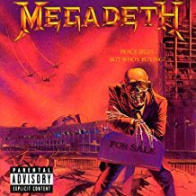 Megadeth - Peace Sells...But Who's Buying? (RI/Ltd Ed/180G)