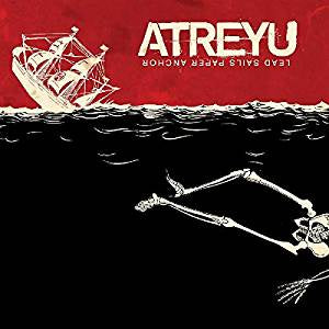 Atreyu - Lead Sails Paper Anchor (Ltd Ed/RI/180G/Red & Black vinyl)