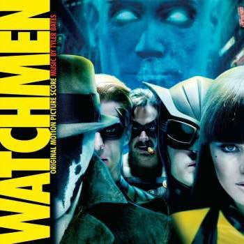 Bates, Tyler - Watchmen Original Motion Picture Score (RI/Ltd Ed/Opaque Yellow vinyl)