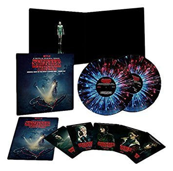 Dixon, Kyle/Stein, Michael - Stranger Things Volume 2 OST (Dlx Ed)