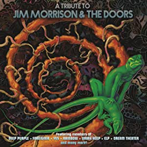 Various Artists - A Tribute to Jim Morrison and The Doors
