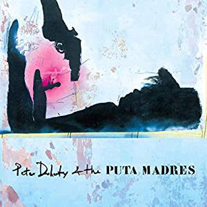 Doherty, Peter & The Puta Madres - Peter Doherty & the Puta Madres (Indie Exclusive/Ltd Ed/Clear vinyl + bonus CD & DVD)