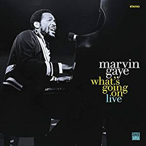 Gaye, Marvin - What's Going On Live (2LP)