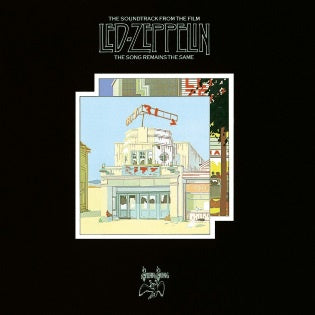 Led Zeppelin - The Soundtrack From the Film The Song Remains the Same (4LP Box Set/RI/RM)