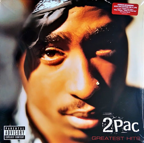 2Pac - Greatest Hits (4LP/RI/Gatefold)