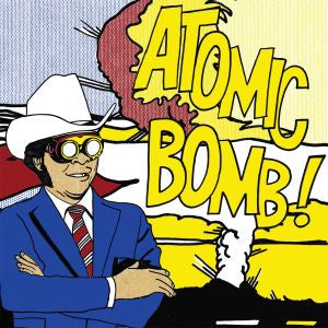 Atomic Bomb Band - The Atomic Bomb Band (Performing the Music of William Onyeabor) (Ltd Ed)