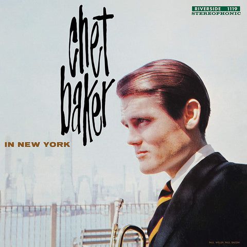 Baker, Chet - In New York.