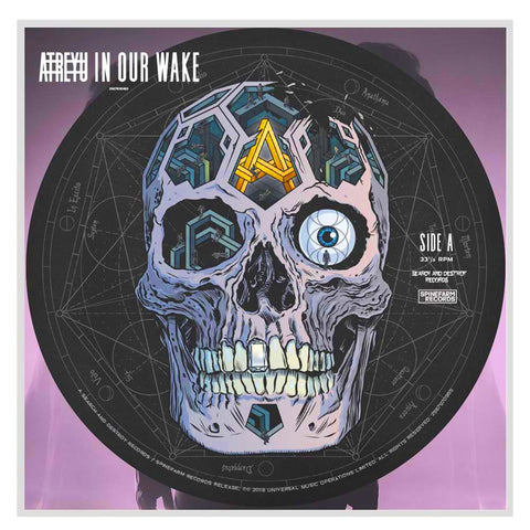 Atreyu - In Our Wake (Ltd Ed/Picture Disc)