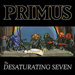 Primus - The Desaturating Seven (Coloured vinyl)