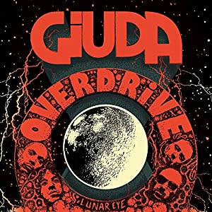 "Giuda - Overdrive (7""/Red vinyl)"