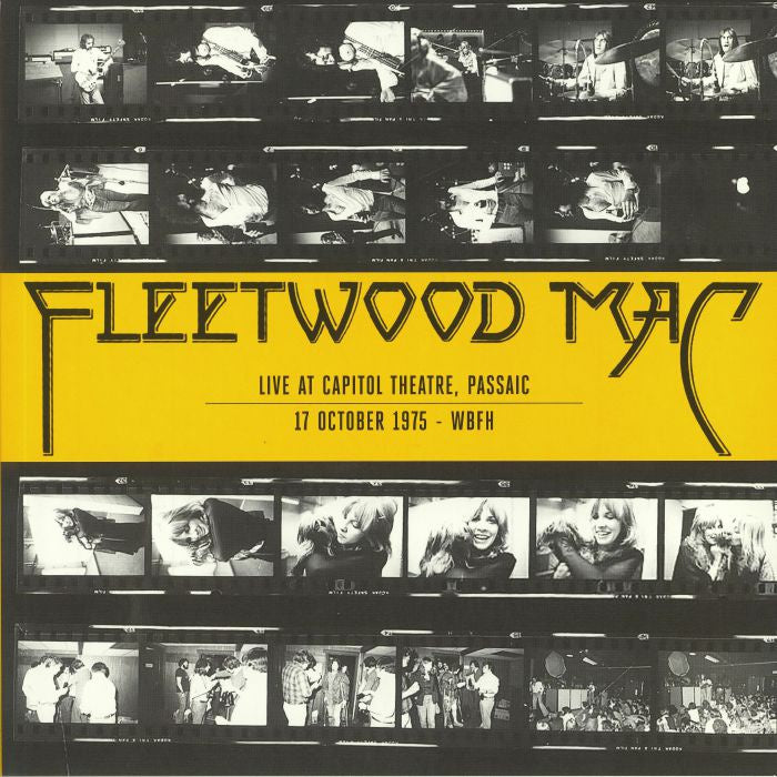 Fleetwood Mac - Live at the Capitol Theater, Passaic NJ, 17 Oct 1975