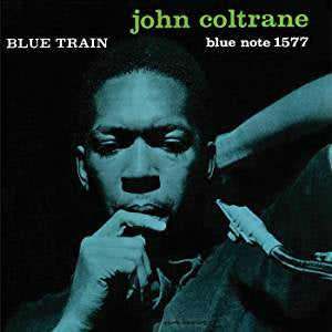 Coltrane, John - Blue Train (RI/RM)