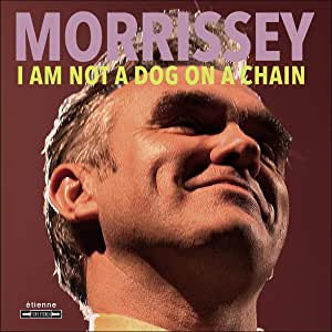 Morrissey - I Am Not a Dog On a Chain (Indie Exclusive/Ltd Ed/Transparent Red vinyl)