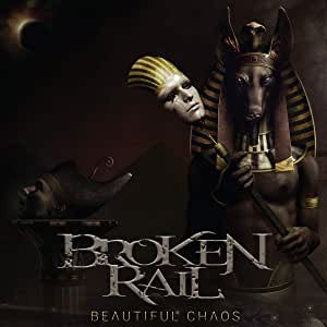 Brokenrail - Beautiful Chaos (Gold & Silver vinyl)