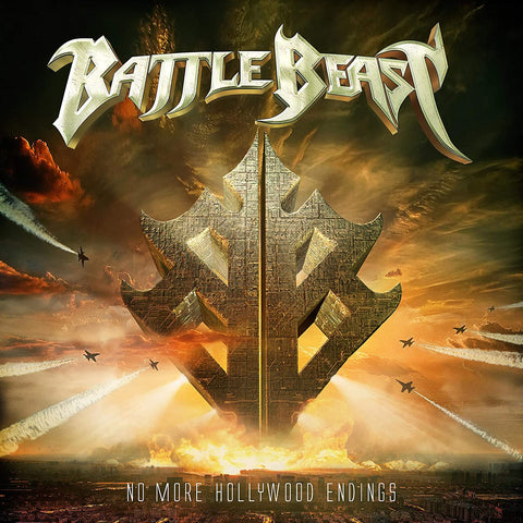 Battle Beast - No More Hollywood Endings (2LP/Import)