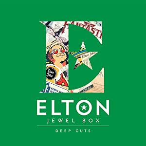 John, Elton - Jewel Box: Deep Cuts (4LP/Gatefold)