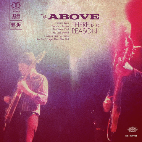 "Above - There Is A Reason (10"")"