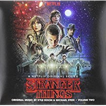 Dixon, Kyle/Stein, Michael - Stranger Things Volume 2 OST