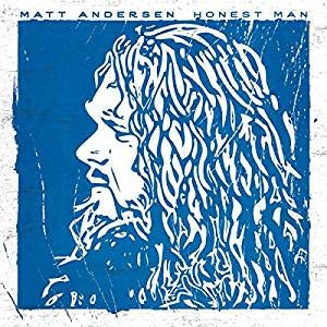 Andersen, Matt - Honest Man (White vinyl)