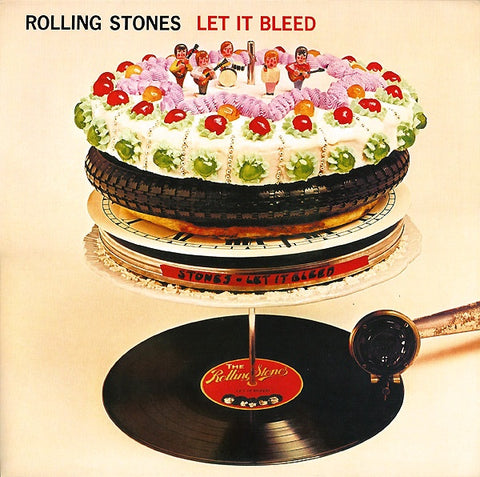 Rolling Stones - Let It Bleed (UK Pressing/RI/RM/180G)