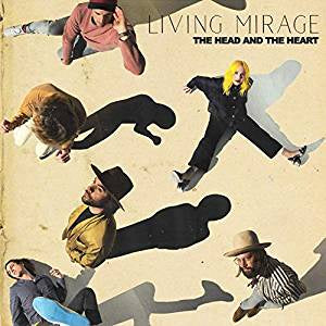 Head and the Heart - Living Mirage (Indie Exclusive/Ltd Ed/Clear & White vinyl)