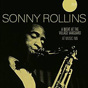 Rollins, Sonny - A Night At the Village Vanguard/At Music Inn (2LP/180G)
