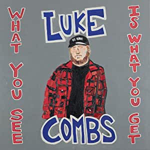 Combs, Luke - What You See Is What You Get (2LP)