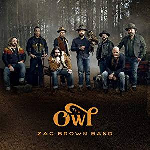 Brown, Zac Band - The Owl