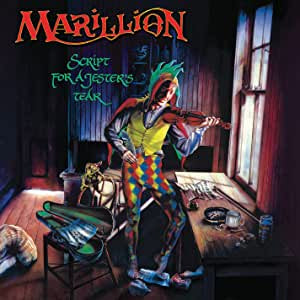 Marillion - Script For A Jester's Tear (4LP Box Set/Ltd Ed)