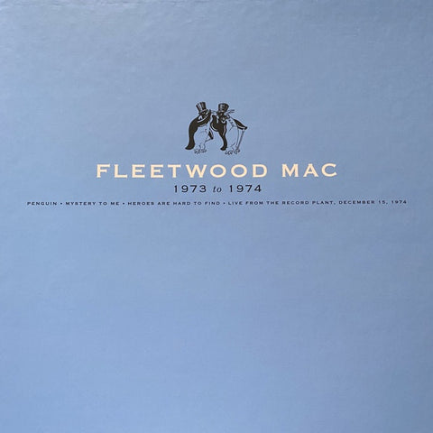 Fleetwood Mac - Fleetwood Mac 1973 to 1974