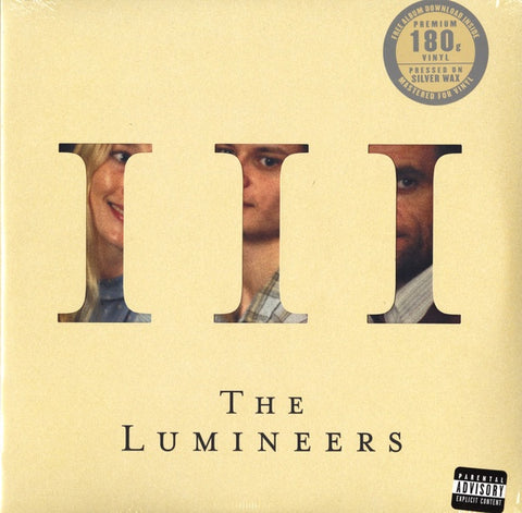 Lumineers - III (2019RSD2/2LP/Ltd Ed/Silver vinyl)
