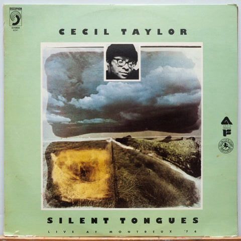 Taylor, Cecil - Silent Tongues: Live at Montreux '74 (Indie Exclusive/Ltd Ed/RI/RM/Orange vinyl)