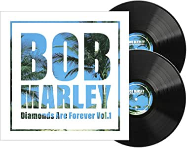 Marley, Bob - Diamonds Are Forever Vol. 1 (2LP)