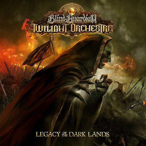 Blind Guardian's Twilight Orchestra - Legacy of the Dark Lands (2LP)