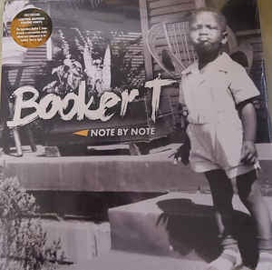 Booker T - Note By Note (Ltd Ed/Orange vinyl)