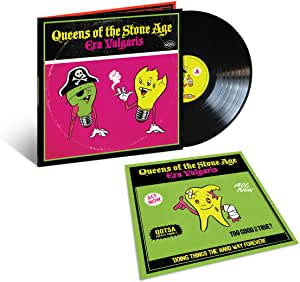 Queens of the Stone Age - Era Vulgaris (RI/Gatefold)