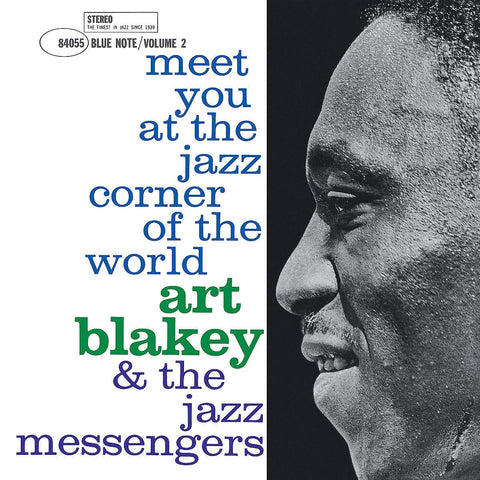 Blakey, Art & The Jazz Messengers - Meet You at the Jazz Corner of the World - Vol.2