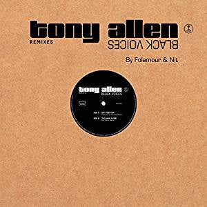 "Allen, Tony - Black Voices Remixes (12"" Single)"