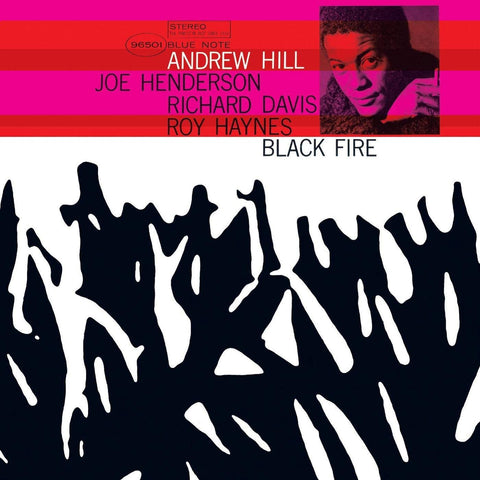 Hill, Andrew - Black Fire (Tone Poet Series)