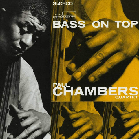 Chambers, Paul - Bass On Top (Tone Poet Series/1957)