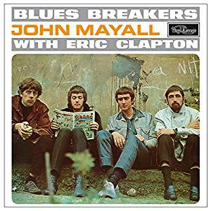 Mayall, John & The Bluesbreakers - Blues Breakers with Eric Clapton (Ltd Ed/RI/180G/Light Blue vinyl)