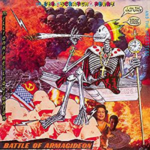 Perry, Lee Scratch and the Upsetters - Battle of Armagideon (Ltd Ed/RI/Orange vinyl)