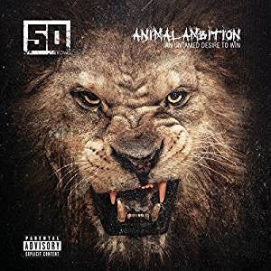 50 Cent - Animal Ambition: An Untamed Desire to Win (2LP)